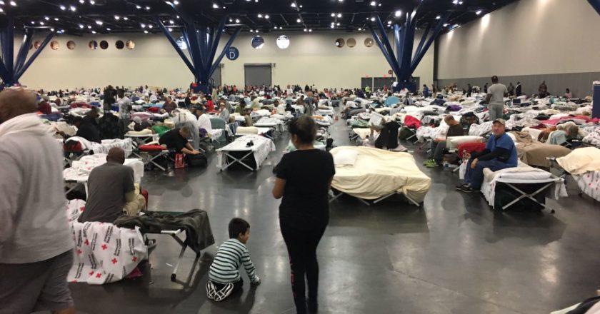 Hurricane Harvey Relief Fund   Muslims for Peace, Inc. &Islamic Education Center-Houston