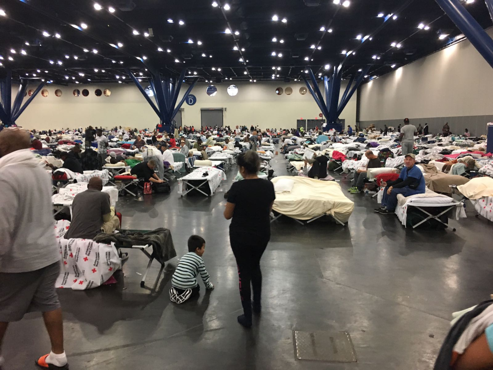 Hurricane Harvey Relief Fund | Muslims for Peace, Inc. &Islamic Education Center-Houston
